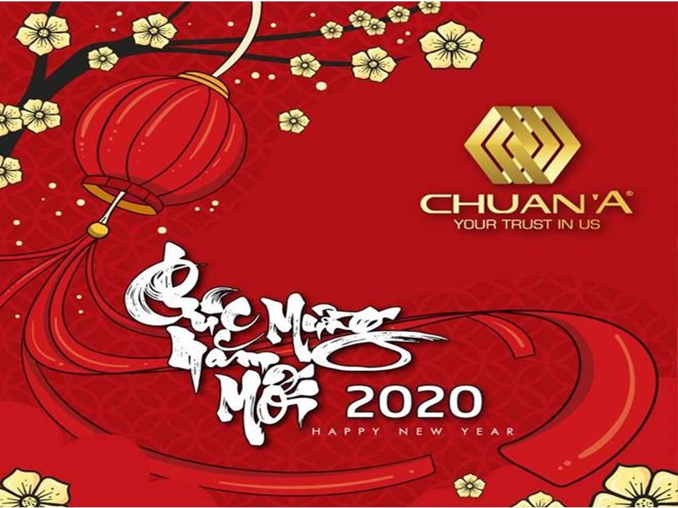 CUNG CHÚC TÂN XUÂN 2020